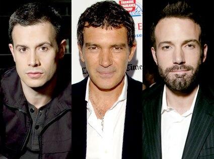 Freddie Prince Jr., Antonio Banderas, Ben Affleck
