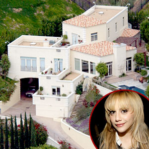 Brittany Murphy, House