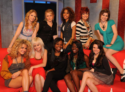 American Idol, Top 10 Girls