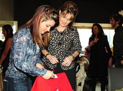 Sarah Palin, Bristol Palin