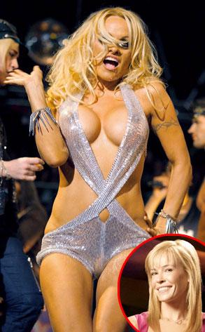 Pamela Anderson, Chelsea Handler