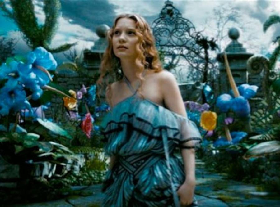 Alice in Wonderland, Mia Wasikowska