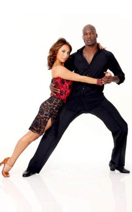 Cheryl Burke, Chad Ochocinco, Dancing with the Stars
