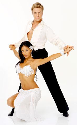 Derek Hough, Nicole Scherzinger, Dancing with the Stars