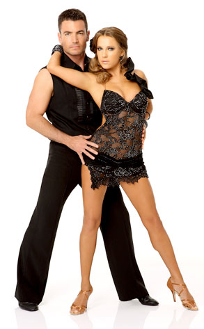Aiden Turner, Edyta Sliwinska, Dancing with the Stars