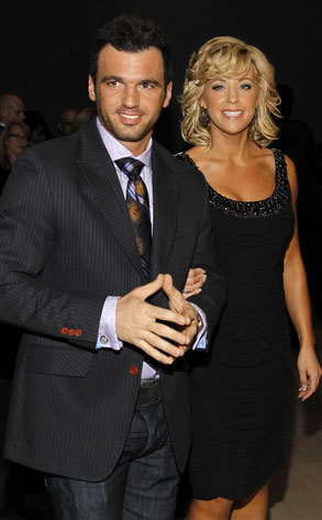 Kate Gosselin, Tony Dovolani