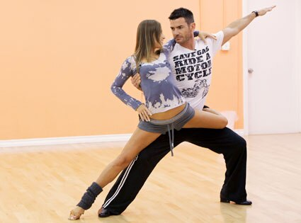 Aiden Turner, Edyta Sliwinska, Dancing with the Stars