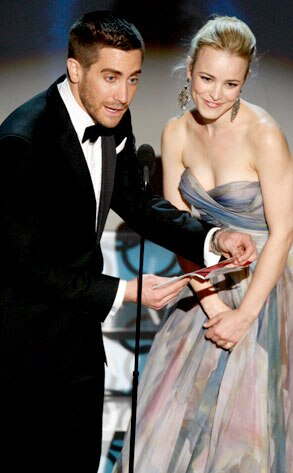 Jake Gyllenhaal, Rachel McAdams