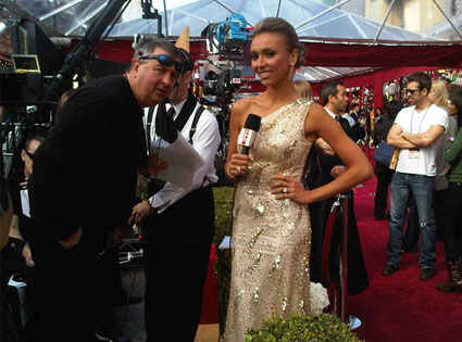 Giuliana Rancic, Tom