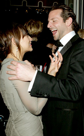 Rashida Jones, Bradley Cooper