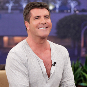 THE TONIGHT SHOW WITH JAY LENO, Simon Cowell