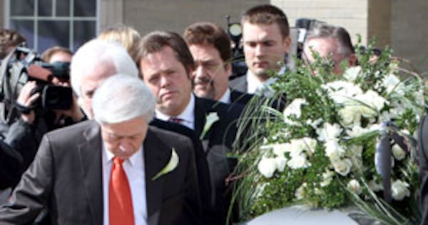 Marie Osmond S Son Laid To Rest After Private Funeral E