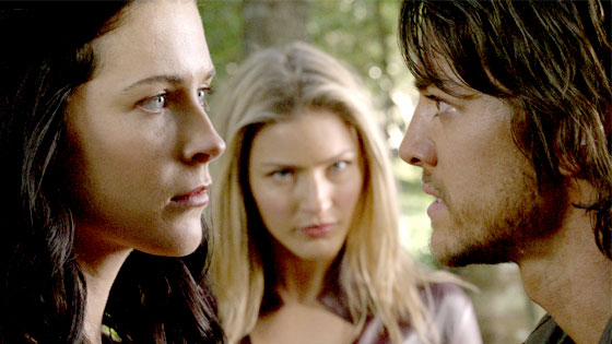 Legend of the Seeker, Bridget Regan, Tabrett Bethell, Craig Horner