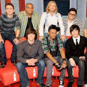 American Idol, Top 8 Men
