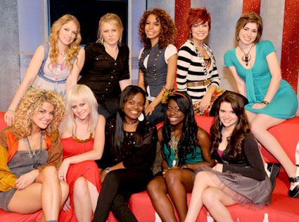 American Idol, Top 8 Women