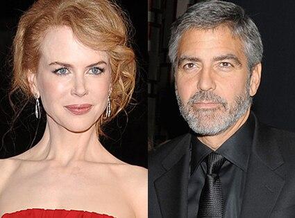 Nicole Kidman, George Clooney