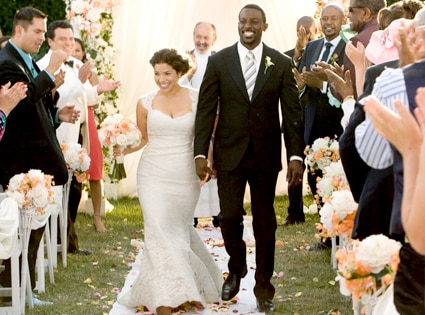 My Family Wedding, America Ferrera, Lance Gross