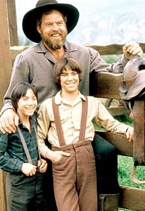Little House Father Murphy Star Merlin Olsen Dead E News