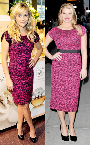 Reese Witherspoon, Jessica Simpson