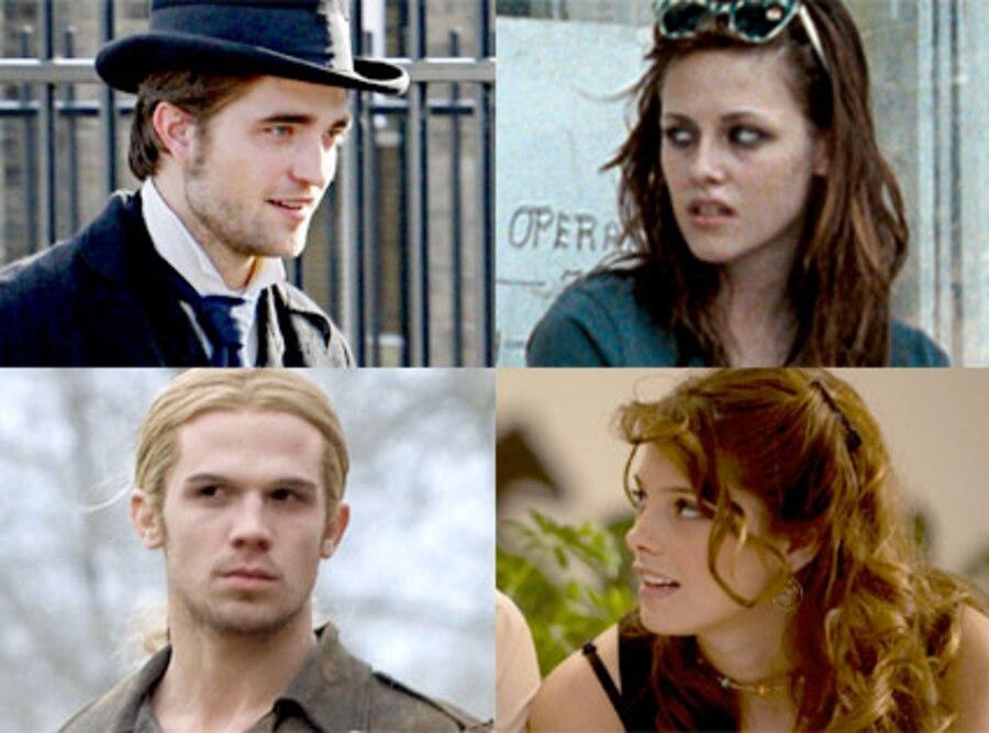 Robert Pattinson, Bel Ami, Kristen Stewart, Welcome to the Rileys, Cam Gigandet, Twilight, Ashley Greene, Skateland