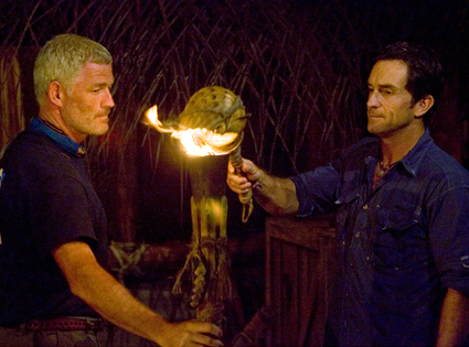 Tom Westman, Jeff Probst, Survivor: Heroes vs. Villians