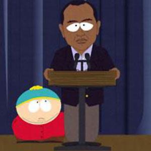 South Park, Tiger Woods