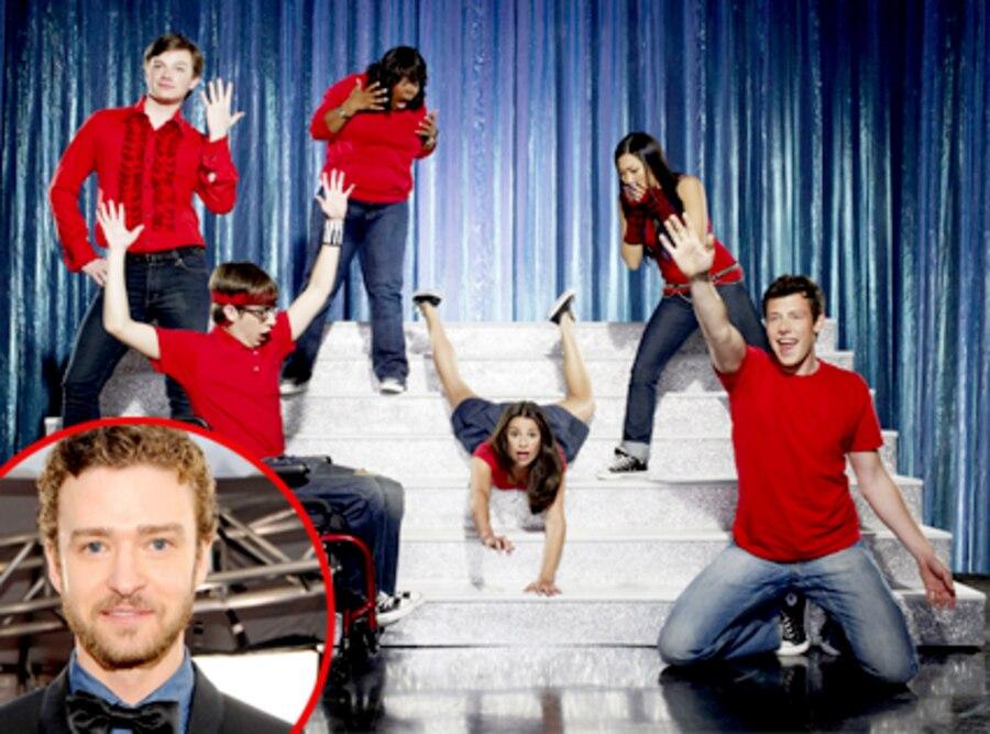 Glee, Justin Timberlake