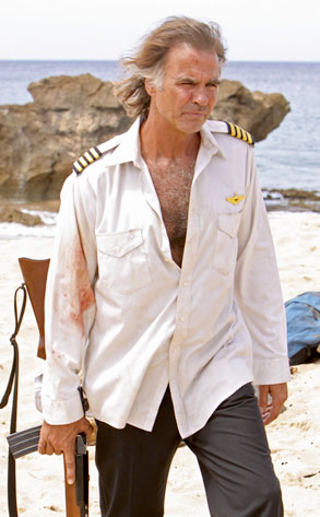 Jeff Fahey, Lost