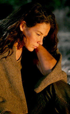 Evangeline Lilly, Lost