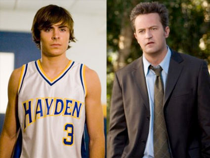 17 Again, Zac Efron, Matthew Perry