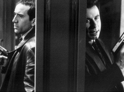 John Travolta, Nicolas Cage, Face Off