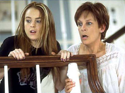 Lindsay Lohan, Jamie Lee Curtis, Freaky Friday