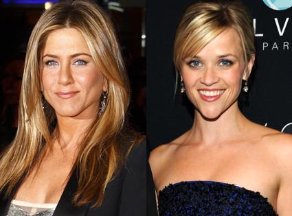 Jennifer Aniston, Reese Witherspoon