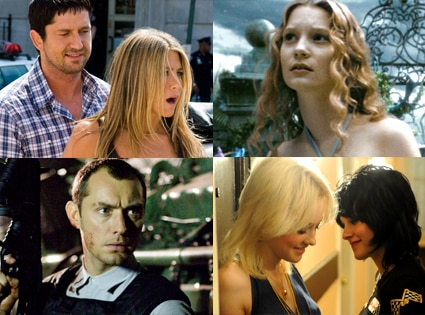 Bounty Hunter, Alice in Wonderland, Repo Man, The Runaways