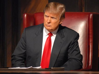 Donald Trump, The Apprentice