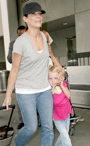 Sandra Bullock, Sunny James
