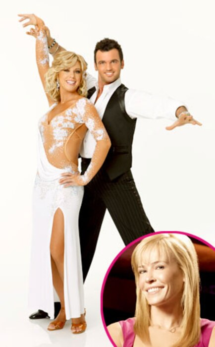 Kate Gosselin, Tony Dovolani, Dancing with the Stars, Chelsea Handler
