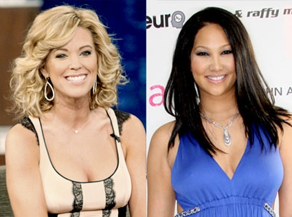 Kate Gosselin, Kimora Lee Simmons