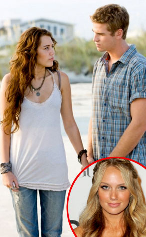 Miley Cyrus, Liam Hemsworth, The Last Song, Melissa Ordway