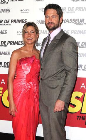 Jennifer Aniston, Gerald Butler
