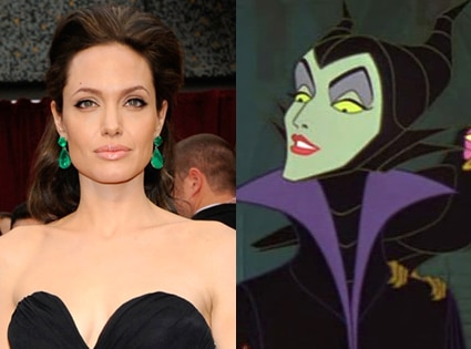 Angelina Jolie, Maleficent, Sleeping Beauty