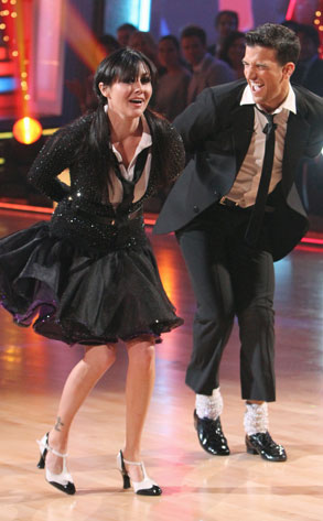 DWTS, Shannen Doherty, Mark Ballas