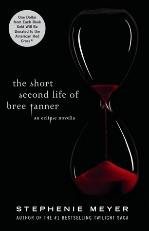 The Short Second Life of Bree Tanner, An Eclipse Novella Cover