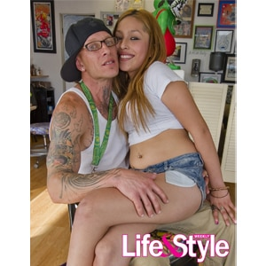 Jesse James, Eric McDougall, Skittles Valentine, Life and Style