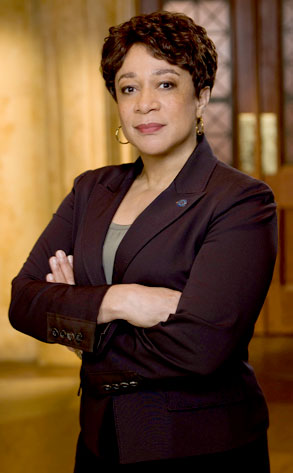Epatha Merkerson, Law and Order