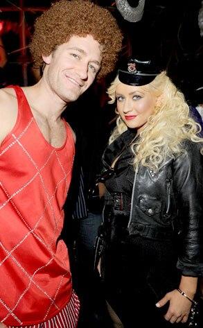 Matthew Morrison, Christina Aguilera