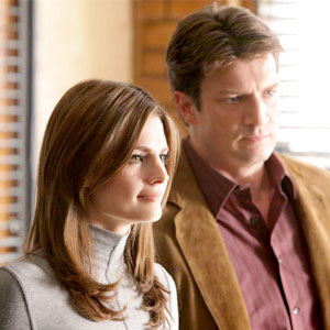 Castle, Nathan Fillion, Stana Katic