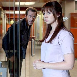 House, Hugh Laurie, Amber Tamblyn