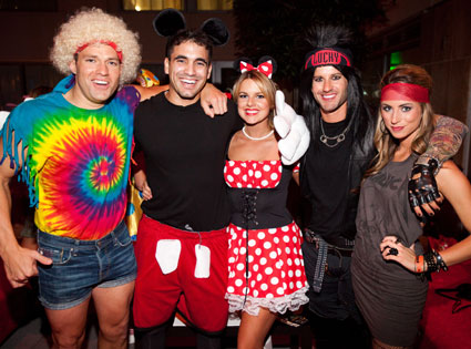 Halloween eve at hard rock hotel san diego from party pics for Kiptyn locke instagram