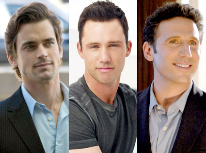 Matthew Bomer, White Collar, Jeffrey Donovan, Burn Notice, Mark Feuerstein, Royal Pains